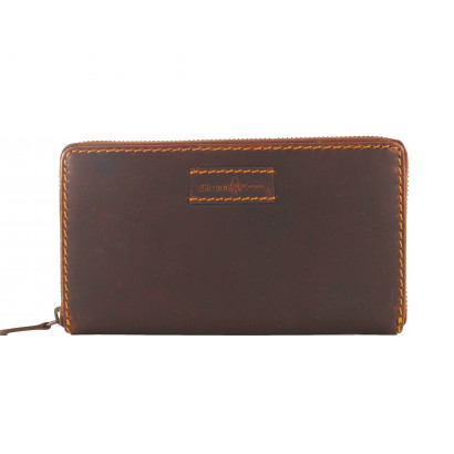 Портмоне Gianni Conti 1228106 dark brown